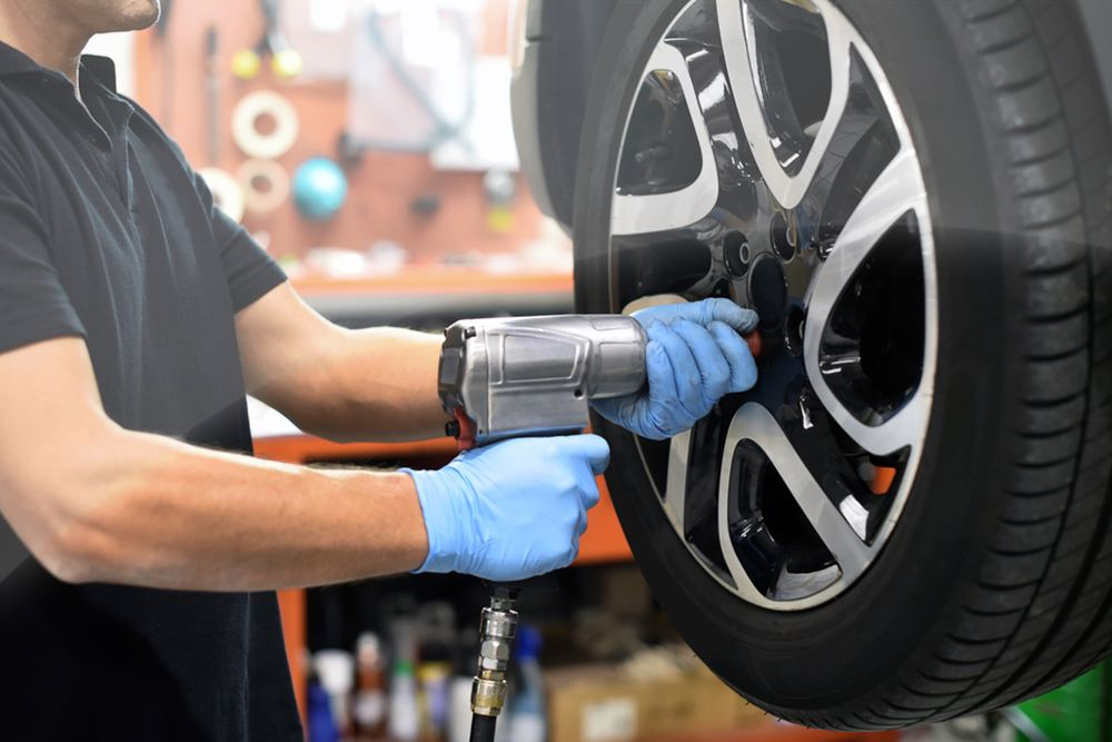 Tire Replacements at White Rock VW