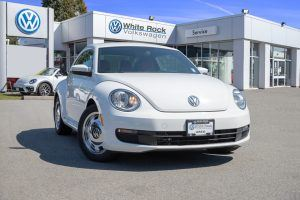 2015 The Beetle, Certified Pre-Owned