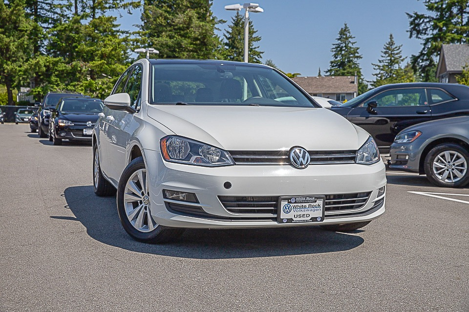 2015 Golf, Certified Pre-Owned