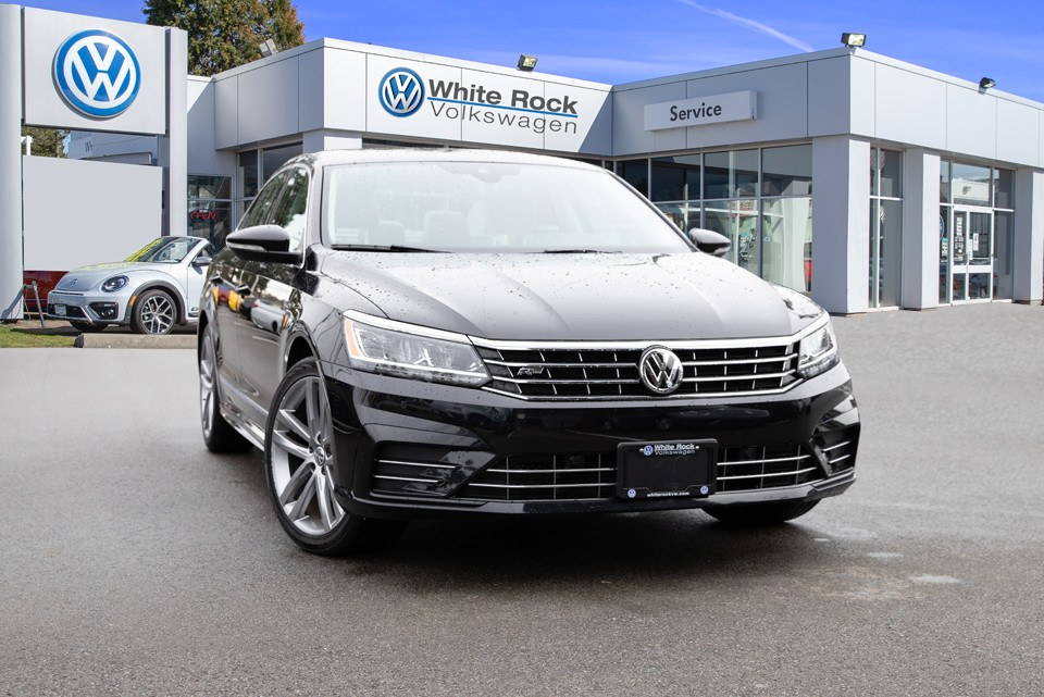 2018 Passat, Certified Pre-Owned