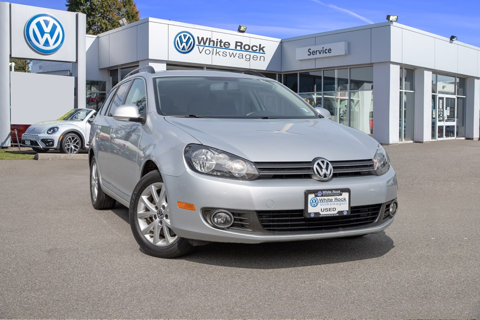 2014 Golf, Certified Pre-Owned