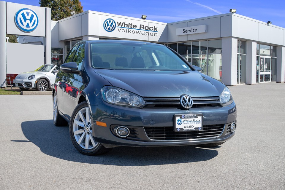 2013 Golf, Certified Pre-Owned
