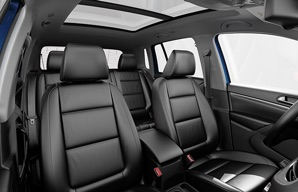 VW Certified Pre-Owned, Cabin Interior Check