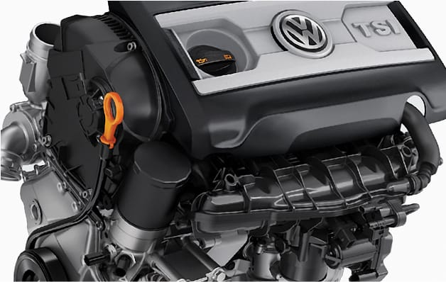 VW Certified Pre-Owned, Engine Check