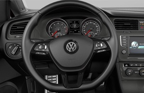 VW Certified Pre-Owned, Steering Check