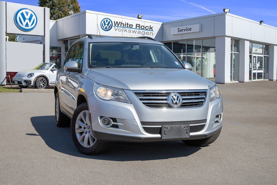 2009 Tiguan, Certified Pre-Owned