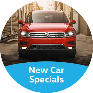 White Rock Volkswagen New Car Special Offers