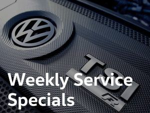 White Rock VW Service Specials