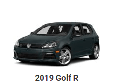 2019 VW Golf R Special Offers Vancouver Surrey